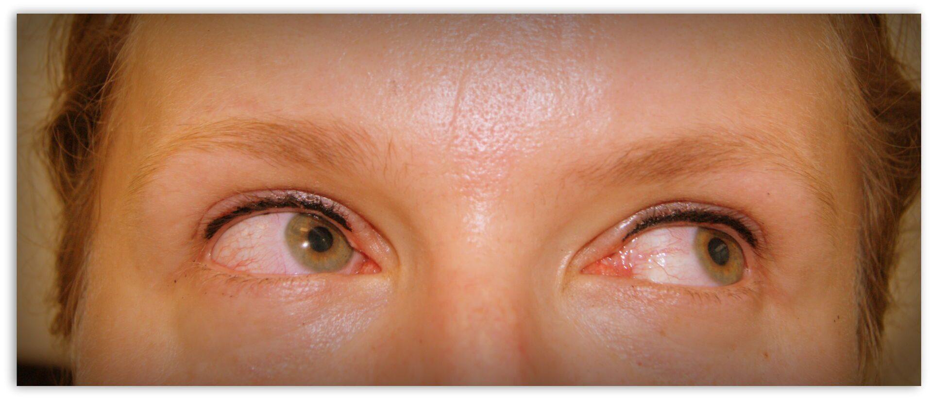 Межресничный перманентный макияж глаз фото