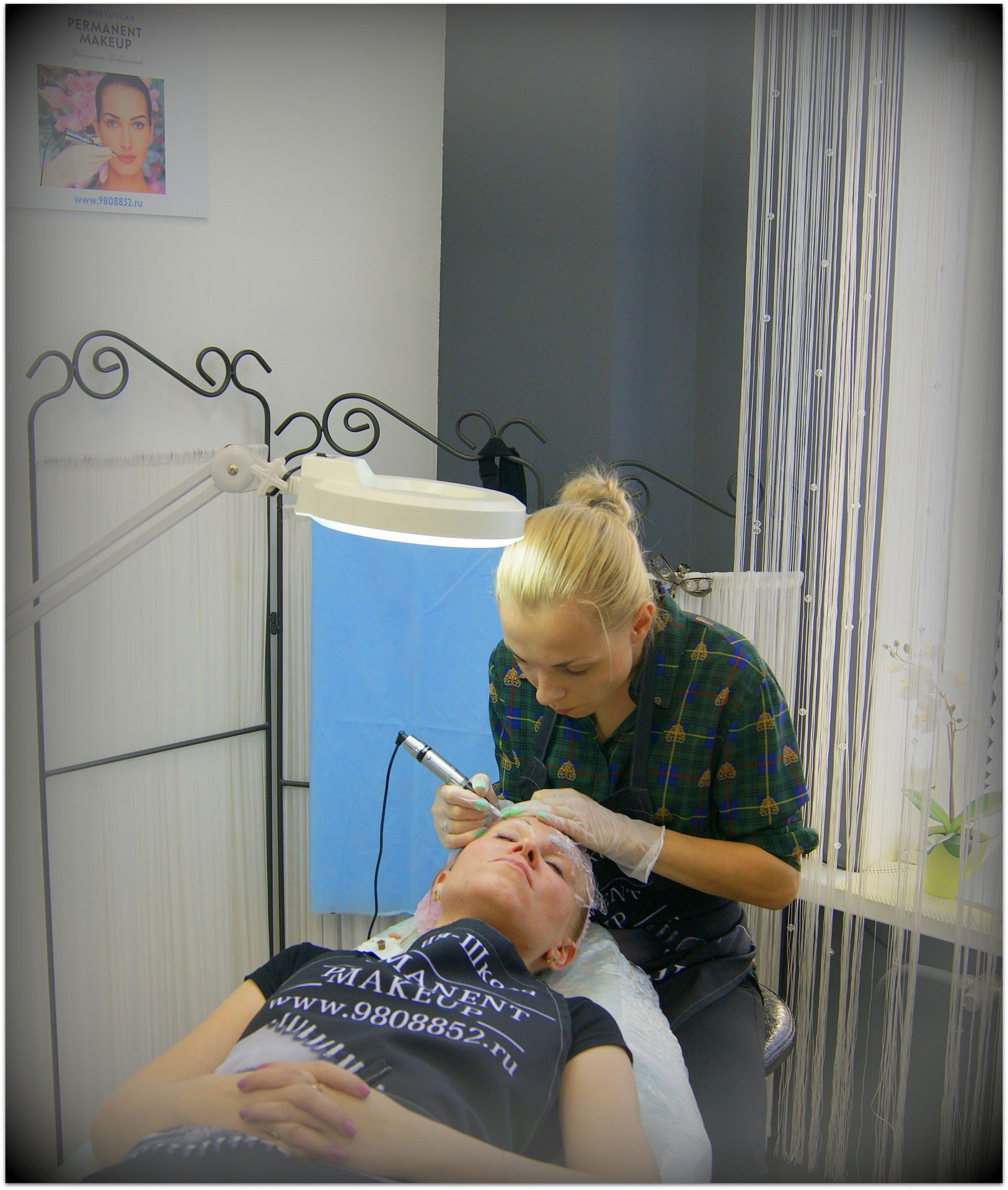 Permanent Makeup School www.9808852.ru